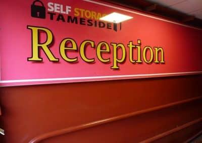 Tameside Reception