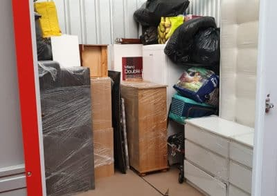 Dry, Secure, Indoor Storage